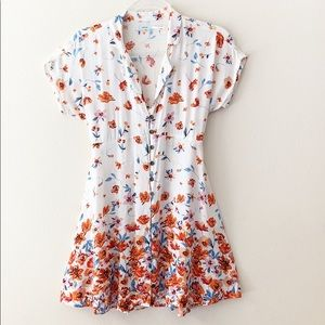 Urban Outfitters Kimchi Blue Floral Dress Small